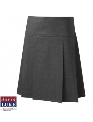 David Luke DL973 Senior Eco-Skirt Grey