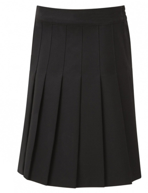 David Luke DL974 Junior Eco-Skirt Black (Age 3 - 13)