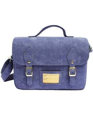 Cool Gear Satchel Lunch Cool Bag Denim