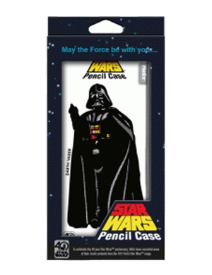 Star Wars™ Retro Pencil Case - Darth Vader