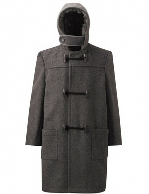 Duffle Coat Grey