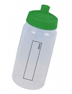 WB13 Drink Bottle with Dust Cap 500ml Emerald