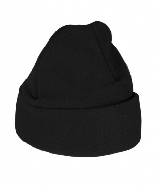 Fleece Hat Black