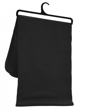Fleece Scarf Black