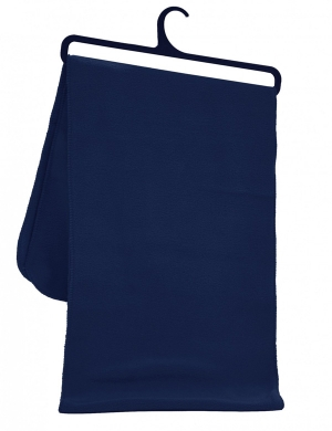 Fleece Scarf Navy