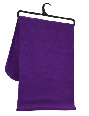 Fleece Scarf Purple