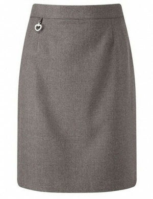 Banner 3643 Amber Junior Skirt Grey (Age 3 - 13)