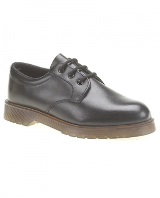 Grafters M162A Leather Lace Up Senior Shoe