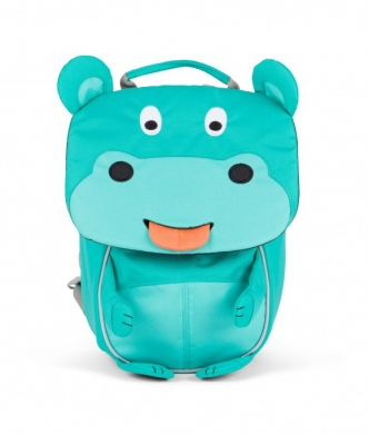 Affenzahn Hilda Hippo Backpack (1 - 3 Years)