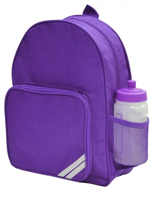 Infant Backpack IBMP14 Purple