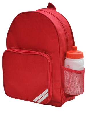 Infant Backpack IBMP14 Red