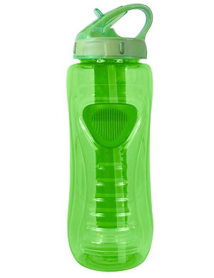 Cool Gear Infusion Bottle 28oz Green