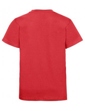 Jerzees T-Shirt Bright Red