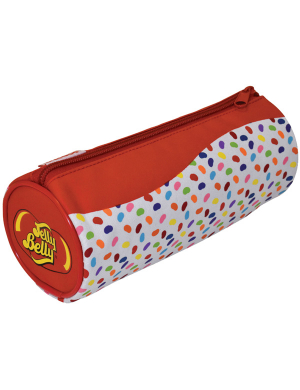 Jelly Belly Cylinder Pencil Case