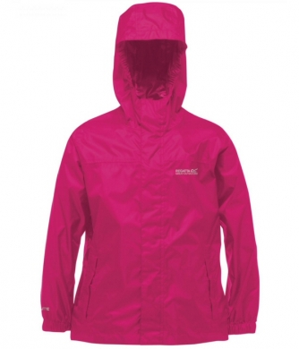 Regatta Kids Pack-It Waterproof Jacket Jem