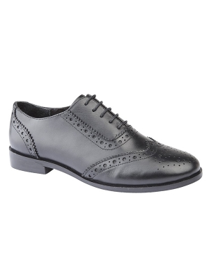 Cipriata L5038A Leather Lace Up Shoe