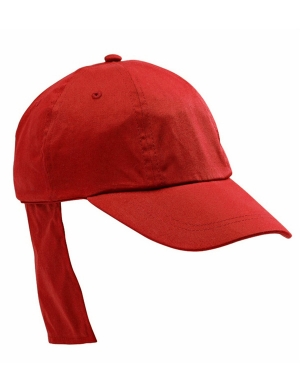 Legionnaire Cap Red