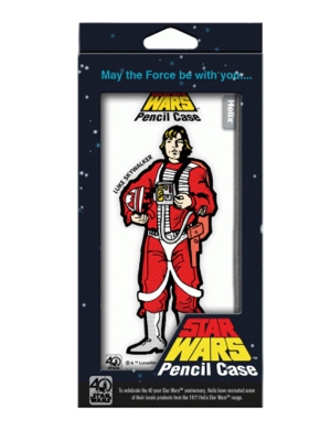 Star Wars™ Retro Pencil Case - Luke Skywalker