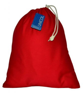 Linen Bag LB80 Red (Large)