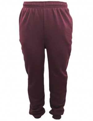 Woodbank Jog Trousers Maroon