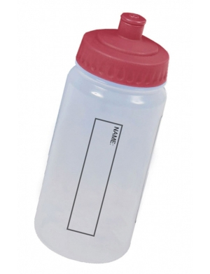 WB13 Drink Bottle with Dust Cap 500ml Maroon