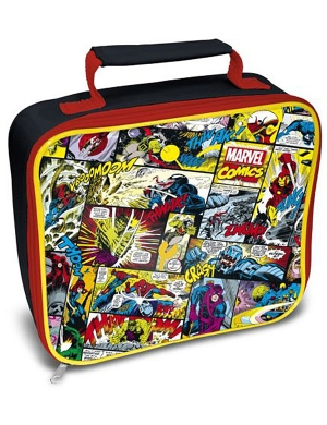 Marvel Comics Retro Lunch Bag