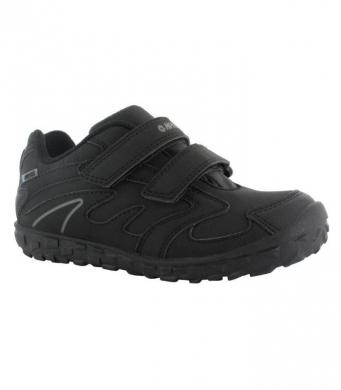 Meridian Nubuck Velcro Junior Shoe (Clearance)