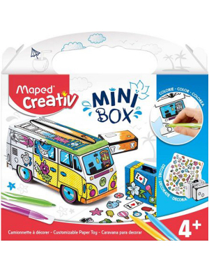Maped Creativ Mini Box - Camper Van