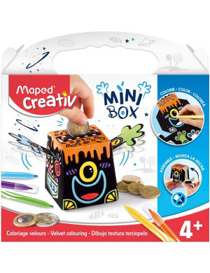 Maped Creativ Mini Box - Money Box