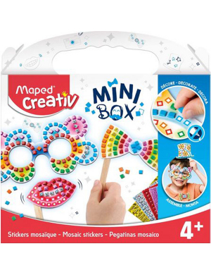 Maped Creativ Mini Box - Mosaic Accessories