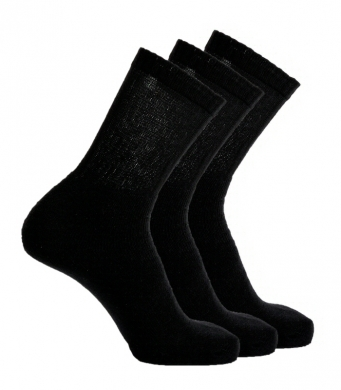 Horizon Multi Sport Socks 3 pack Black
