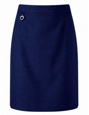 Banner 3643 Amber Junior Skirt Navy (Age 3 - 13)