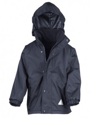Reversible Jacket RS160 Navy - 100% Waterproof