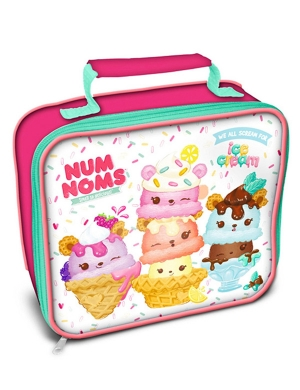 Num Noms Rectangle Lunch Bag