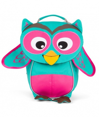 Affenzahn Olivia Owl Backpack (1 - 3 Years)