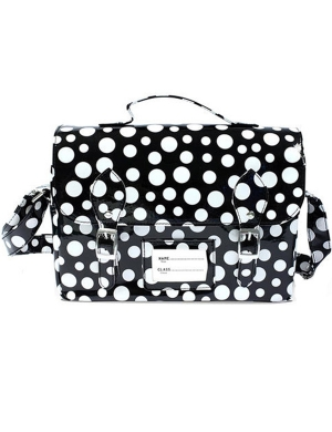 Cool Gear Satchel Lunch Cool Bag Polka Dot