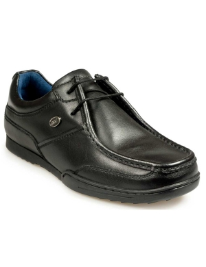 Proteus Leather Lace Up Junior Shoe