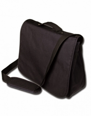 Portfolio Bag with Feet POB05/SP Black