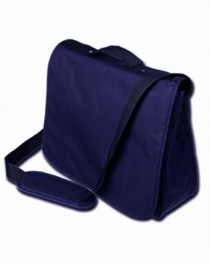 Portfolio Bag with Feet POB05/SP Navy