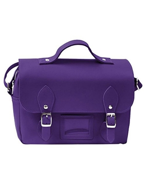 Cool Gear Satchel Lunch Cool Bag Purple