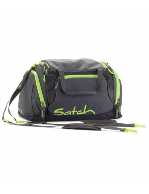 Satch Phantom Duffle Lime