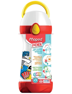 Maped Picnik Concept Bottle 430ml Comics