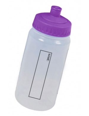 WB13 Drink Bottle with Dust Cap 500ml Purple