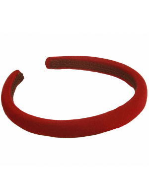 Hairband Red (Jersey)