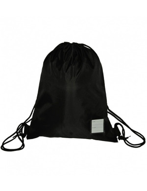 Rucksack Style Gym Bag RS02 Black