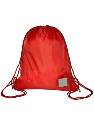 Rucksack Style Gym Bag RS02 Red