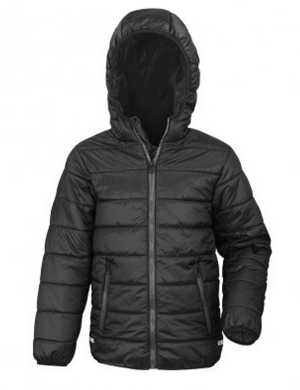 Padded Jacket RS233B Black/Black