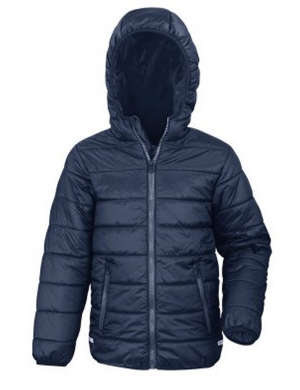 Padded Jacket RS233B Navy/Navy