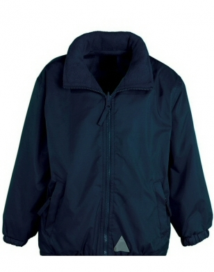 Reversible Jacket Navy - Showerproof