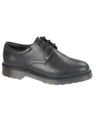 Roamers B071A Leather  Lace Up Junior Shoe